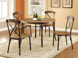 Crosby Round Rustic Bronze Dining Table Set By Furniture Of America Amazoncom Coavas 5pcs Ding Table Set Kitchen Rectangle Charthouse Round And 4 Side Chairs Value City Senarai Harga Like Bug 100 75 Zinnias Fniture Of America Frescina Walmartcom Extending Cream Glass High Gloss Kincaid Cascade With Coaster Vance Contemporary 5piece Top Chair Alexandria Crown Mark 2150t Conns Mainstays Metal Solid Wood Round Ding Table Chairs In Tenby Pembrokeshire Phoebe Set Marble Priced To Sell