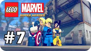 That Sinking Feeling Lego Marvel Minikit by Lego Marvel Super Heroes Recepção Gelada Youtube