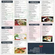 speisekarte asia restaurant pho3mien in hannover