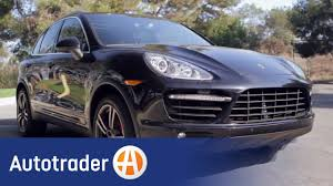 2012 Porsche Cayenne Turbo - Luxury SUV | New Car Review ...