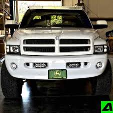 1994 2001 dodge ram 1500 2500 apoc roof mount for 52 curved led