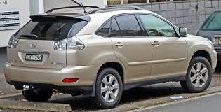 File 2004 Lexus RX 330 MCU38R Sports Luxury wagon 2010 07 13