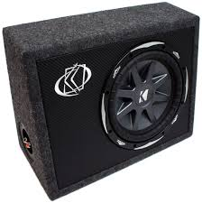 Kicker Car Audio Loaded CVX 1200W Single 10
