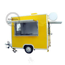 100 Food Truck Trailer Fast Food Truck For Sale Bakery Food Cart Trailer Churros Food