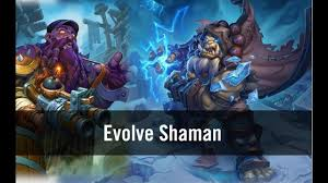 Overload Shaman Deck Frozen Throne by Evolve Shaman Youtube