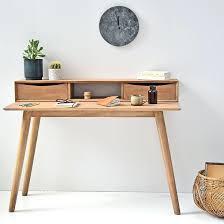 bureau c discount bureau style scandinave blanc nathanespen