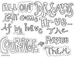 Allourdreams Diy AdultEducational QuotesColoring SheetsQuote Coloring PagesPrintable