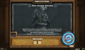 Paladin Hearthstone Deck Lich King by Bras De Fer Une Recette Glaciale Hearthstone Heroes Of Warcraft