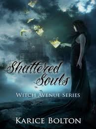 Cover Image Of Shattered Souls