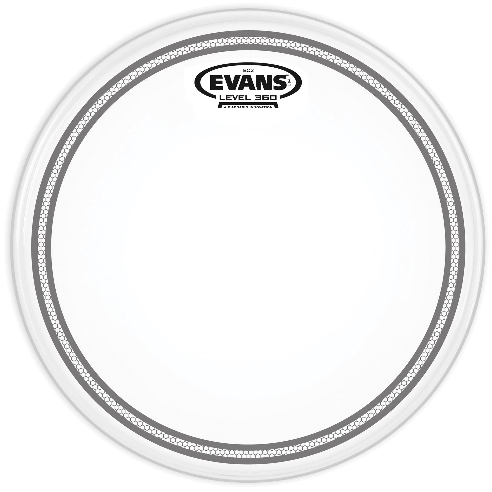 Evans EC2 Coated Drum Head - 10""