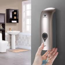 chuangdian 300ml ohne bohren wand montierten single manuelle soap dispenser bad duschgel
