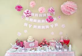 Tissue Paper Ball Decorations
