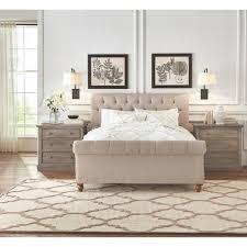 Headboard Designs For King Size Beds by King Bed Frame Headboards U0026 Footboards Bedroom Furniture