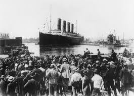 Where Did The Rms Lusitania Sink by 100 When Did The Sinking Of Lusitania Happen American