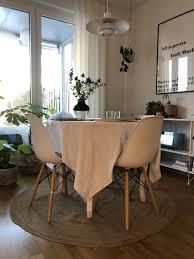2 vitra replica esszimmer stühle