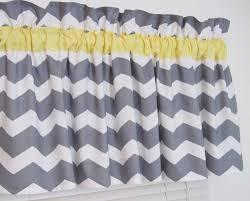 Gray Chevron Curtains Uk by Chevron Curtains Ebay
