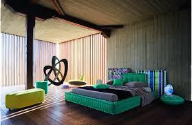100 Roche Bois Furniture Bobois MAH JONG Bed Design Marco Fumagalli Mahjong Bed