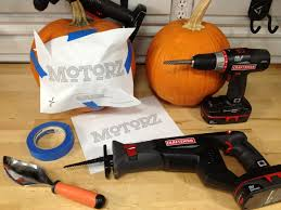 Halloween Pumpkin Carving With Drill by Motorz Pumpkin Contest Carve Out A Winner Motorz Tv
