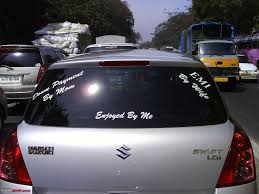 11 Hilarious Bumper Stickers That You Will See Only In India Amazoncom Baby On Board Sticker Carlos Hangover Funny Car Concrete Truck Funny Stickers Car Decals Comedy Bigfoot Hide And Seek World Champion Vinyl Decal No Road Problem 4x4 Offroad Truck Sticker Mind If I Smoke Diesel Powered Cheap Cool For Guys Custom Deandancecom Page 3 73 Powerstroke Diesel Decal Vinyl Diesel Pair Warning Ebay Think Twice Because I Wont Guns New Tail Snail Cartoon Jdm Auto