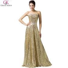 online get cheap evening dress gold aliexpress com alibaba group