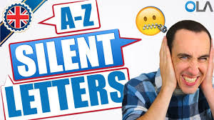 The Ultimate AZ Of Silent Letters In English British English