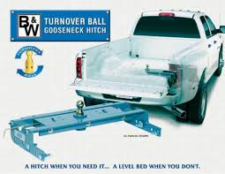 NEW B+W Turnoverball Gooseneck Hitch - TJ's Truck Accessories LLC Store