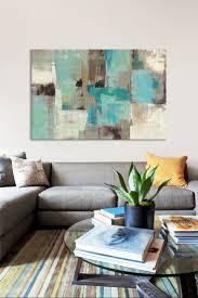 Brown And Aqua Living Room Decor living room diy framed map wall click for tutorial ideas 2017