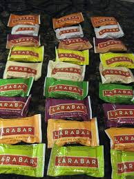 You Can Try Them All If Enter Into And Win This Larabar Giveaway Has Graciously Sent EIGHT Varieties For 3 Lucky Winners