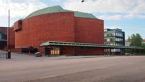 maison de la culture à helsinki wikipédia
