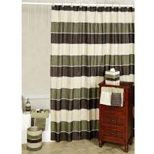 Crushed Voile Curtains Christmas Tree Shop by Green And Brown Shower Curtains Shower Curtain Pinterest