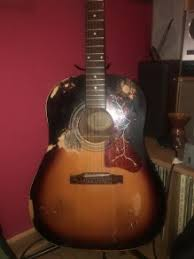 Gibson Aj Road Worn Acoustic Epiphone For Sale In Drogheda Louth