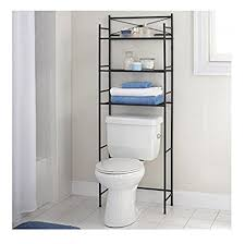 Over The Tank Bathroom Space Saver Cabinet by Amazon Com 3 Shelf Bathroom Space Saver Storage Organizer Over