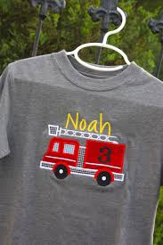 Fire Truck Applique Tee. $20.00, Via Etsy. | Sewing | Pinterest ... Fire Truck Birthday Number 3 Iron On Patch Third Fireman Acvisa Firetruck Applique Romper Lily Pads Boutique Boy Shirt Truck Little Chunky Monkeys 1 Birthday Tshirt Raglan Jersey Bodysuit Or Bib Large Sesucker Bpack Navy With Cartoon Pink Sticker Girls Vector Stock Royalty Knit Longall Smockingbird Corner Cute Design Ninas Show Tell Ts Cookies Machine Embroidery Designs By Ju Rizzy Home Oblong Throw Pillow Cotton Blu Blue Gingham John With Fire Truck Applique