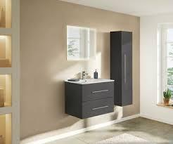 möbel badmöbel heron hochschrank anthrazit badezimmermöbel
