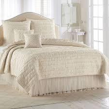LC Lauren Conrad Tulle Bed Skirt White