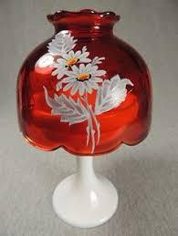Vintage Fenton Fairy Lamps by Vintage Fenton Fairy Lamp Fairy Lamps Pinterest Fairy Lamp