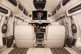 Passenger Vans Custom Made