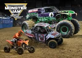100 Monster Trucks Indianapolis Jam Triple Threat Series NowPlayingNashvillecom