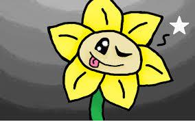 Flowey The Flower By ILubie