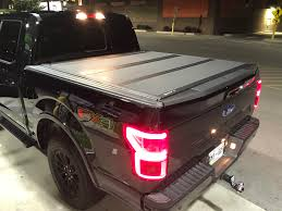 100 Backflip Truck Cover Newly Installed Bakflip MX4 F150