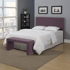 Deep Purple Bedrooms by Bedroom Extraordinary Purple And Gray Bedroom Pretty Purple