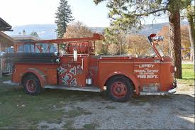 Lumby Firetruck Restoration Project A Huge Success – Vernon Morning Star