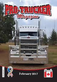 Pro-Trucker Magazine February 2017 By Pro-Trucker Magazine - Issuu Gordon Food Service Grand Rapids Mi Rays Truck Photos Conway Rest Area I44 In Missouri Pt 3 Western Utah I80 Rest Area 1 Intertional Panel Truck Seattle City Light Vintage Trucks Mt Vernon Wa Inventory Freightliner Northwest Olympia West Of Omaha 23 Medford Or Oregon Truck California Revisited I5 Maxwell 4 Truckdomeus Gti Trucking Inc