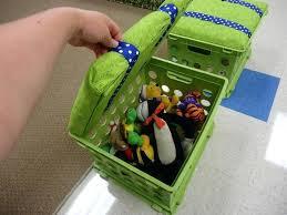 Milk Crate Storage Green Plastic Crates For Toys Diy