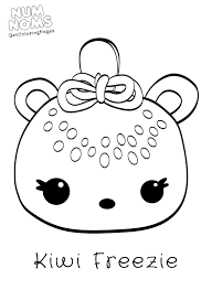 Nom Noms Coloring Pages Luxury Awesome Kawaii Sushi Inspiration Entry Of