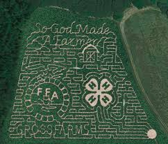 Pumpkin Patch Raleigh Durham Nc by Destinations Check Out 5 A Mazing Corn Mazes Opening Up Across