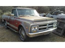 100 1970 Gmc Truck GMC Pickup For Sale ClassicCarscom CC1124680