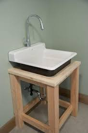 Mustee Utility Sink Legs by Utility Sink Sink And Cabinet From Ikea My House Pinterest