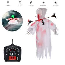Halloween Flying Ghost Projector by 1031 Halloween Skull Flying Ghost Rc Drone Toy One Key Return