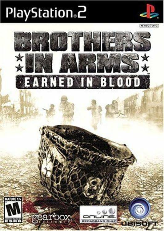 Brothers in Arms: Earned in Blood - PlayStation 2